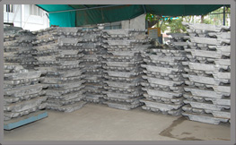 Ingots suppliers
